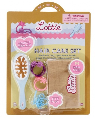 Lottie Doll Hair Care Accessory Set